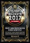 El Mágico Club - The Great Gatsby Silvestr 2017 - Praha