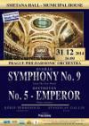 Silvestrovský koncert Prague Philharmonic Orchestra - Praha