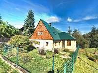 Silvestr na chatě Lužické hory