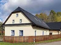 Silvestr na chatě Vysočina