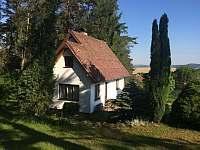 Silvestr na chatě Okolí Prahy