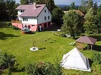 Silvestr na chatě Střední Čechy