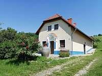 Silvestr na chatě Jižní Morava