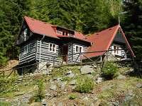 Silvestr na chatě Orlické hory