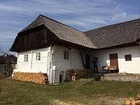 Silvestr na chatě Šumava