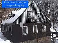 Silvestr na chatě Jizerské hory