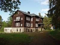 Silvestr na chatě Západní Čechy