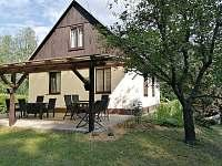 Silvestr na chatě Kokořínsko