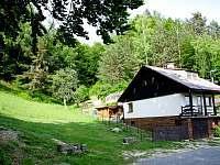 Silvestr na chatě Český ráj