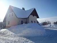 Silvestr na chatě Krkonoše