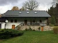 Silvestr na chatě Východní Čechy
