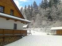 Silvestr na chatě Beskydy