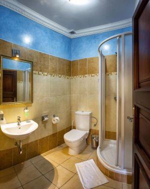 Elektroinstalace v prostorách s vanou nebo sprchou