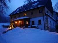 Silvestr v penzionu Lužické hory