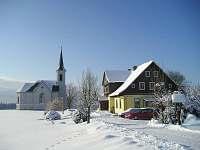 Silvestr v penzionu Orlické hory