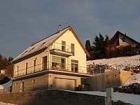 Silvestr v penzionu Jizerské hory